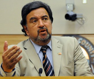 Former Gov. Bill Richardson
