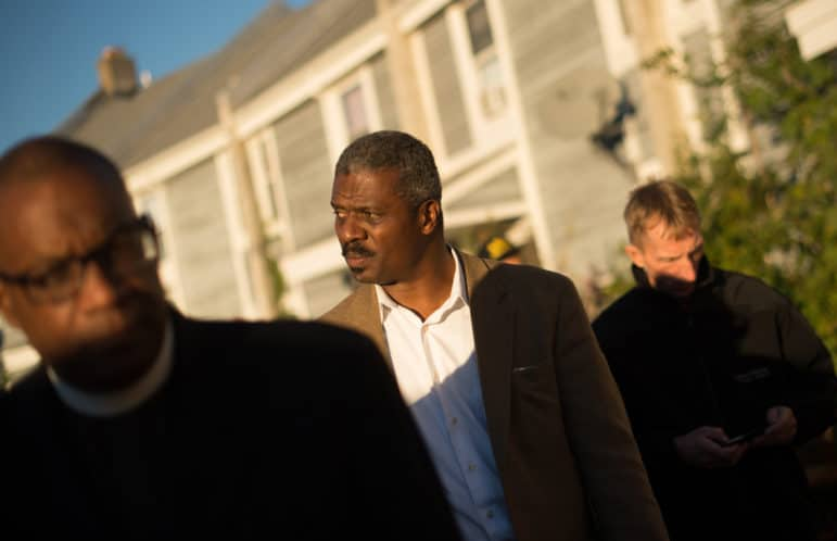 The Rev. Jeff Brown, one of the ministers who worked on Boston's Ceasefire, which resulted in a dramatic drop in shootings.