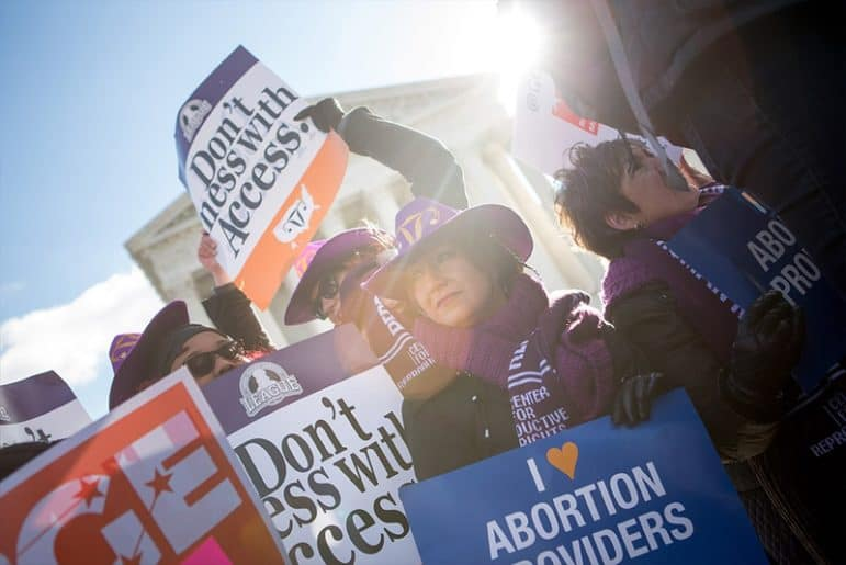 Texas abortion ruling