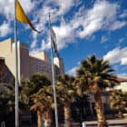 The Doña Ana County Government Center