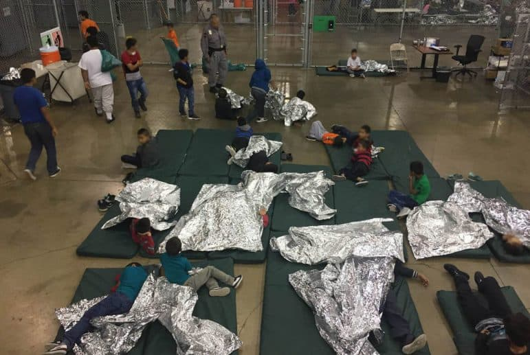 US government responsible for finding parents of separated children: judge
