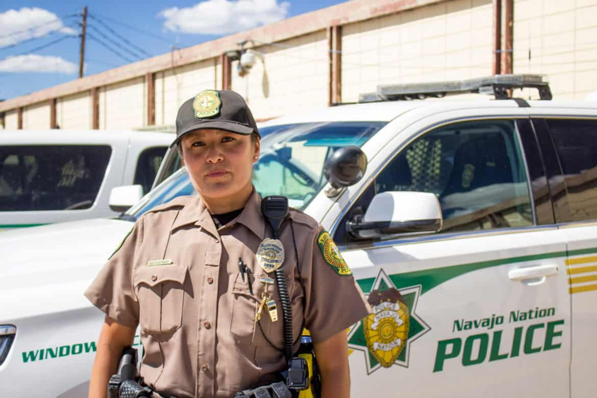 High Country Chevy >> A revival for the Navajo Nation's police force ...